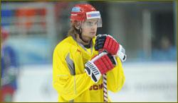 Ex-Phoenix Forward Tikhonov Rejoins SKA