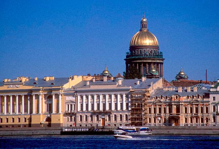 St Petersburg the most compelling city in Russia