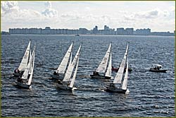 St. Petersburg to host SB20 World Championships 2014