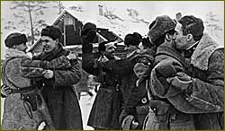 69th anniversary of end of Siege of Leningrad