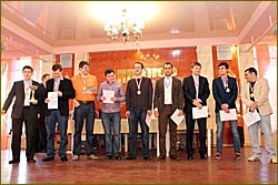 SPb Chess team