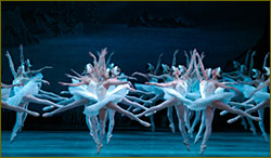 Russia,s Mariinsky theatre premieres 3D Swan Lake in 50 countries