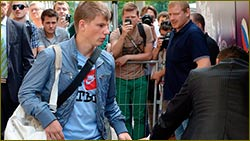 Arshavin returns to Zenit
