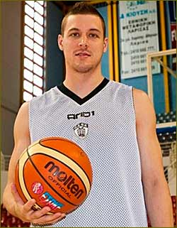 American Guard McGrath Signs with Spartak St. Petersburg