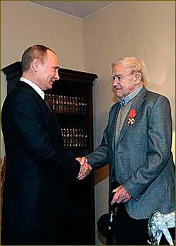 Daniil Granin - 95 years