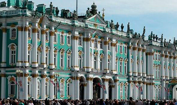 From Russia With Love: The amazing city of St. Petersburg