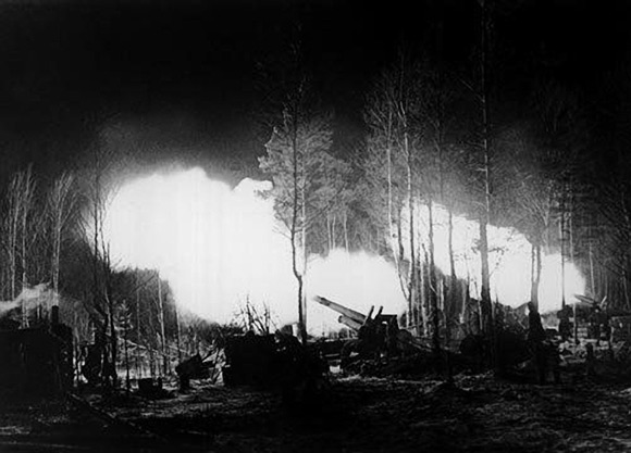Operation Iskra. On the 70th anniversary of breaking the blockade of Leningrad.
