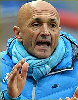 Luciano Spalletti sacked as Zenit St Petersburg manager