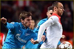 Defensive steel takes Monaco past Zenit
