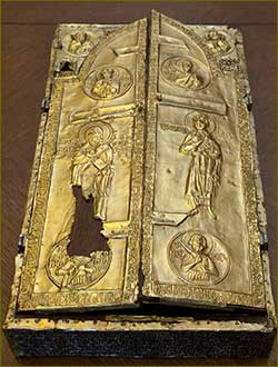 An Exact Copy of the Skevr Reliquary was Donated to the Treasury House Museum of Holy Etchmiadzin