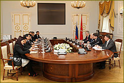 St. Petersburg and Ho Chi Minh strengthen cooperation