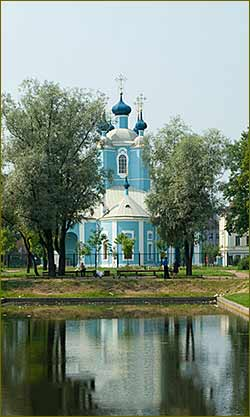 Will pass «a piety festival» in the Sampsoniyevsky garden