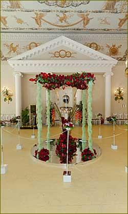 XV International festival «Imperial Bouquet»