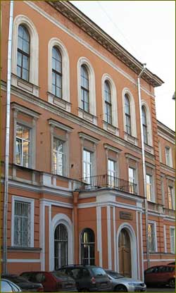 The best school-2015 physical and mathematical lyceum of St. Petersburg No. 239