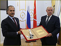 St. Petersburg and Bahrain plan to strengthen the relations