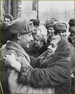 January 27 — Day of a lifting the siege of Leningrad