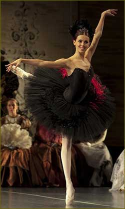Ballet «Lebedinoye Ozero»