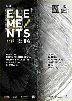 Elements Weekend