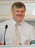 Sergey Mironov, the Federation Council speaker
