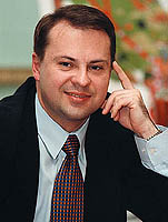 Andrey Likhachev, director General of Joint-Stock Company Lenenergo