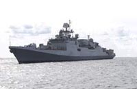 frigate built by Baltiysky Zavod
