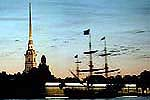 the exhibition is dedicated to the coming 300th anniversary of St. Petersburg