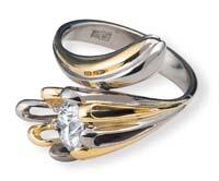 a golden ring
