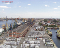 Sea Port of St. Petersburg