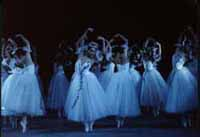 Giselle, the Mariinsky Theatre