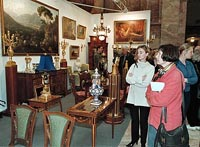 the 3rd Antiquarian Salon