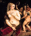 Titian, Venus with a Mirror