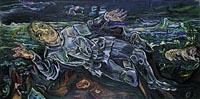 Knight Errant, 1915.  Solomon R. Guggenheim Museum.